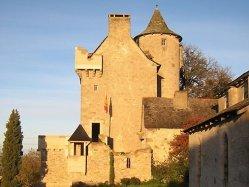 Chateau Lunac B&B au château, France